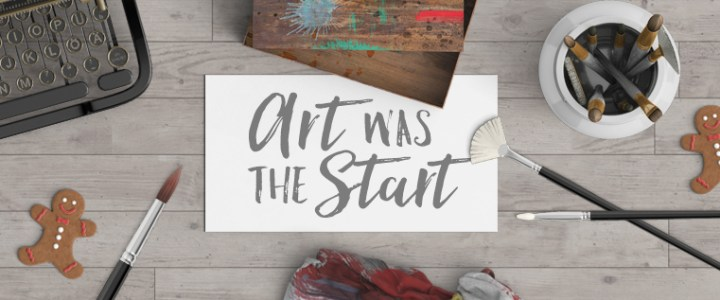 Art Was Bronner's Start