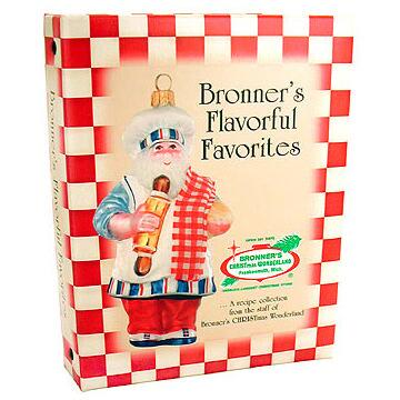 Bronner's Flavorful Favorites 1st Edition Cookbook, 1105250