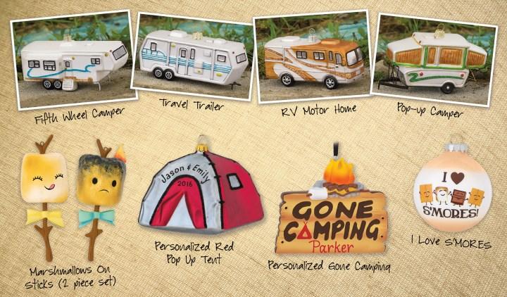 CampingOrnaments