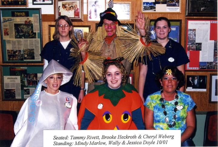 Halloween Promo '01 C