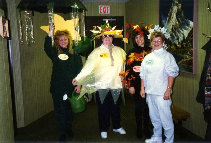 Halloween Promo '95