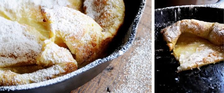 Flying Saucer Pancake Recipe