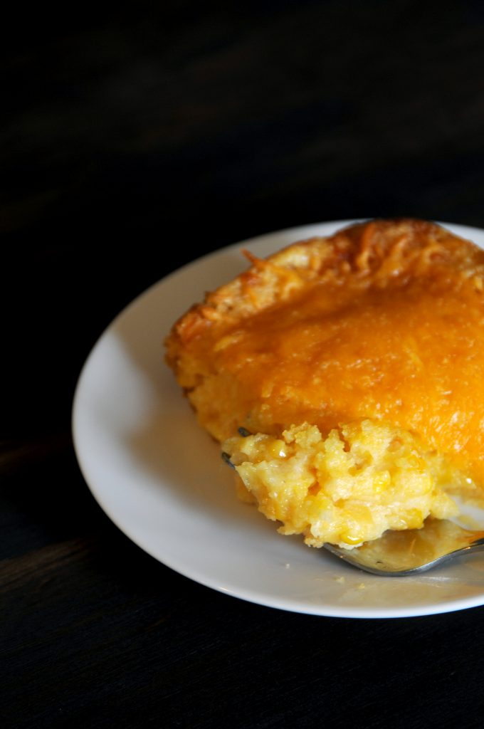 Corn Casserole Recipe From Bronner's Flavorful Favorites Cookbook