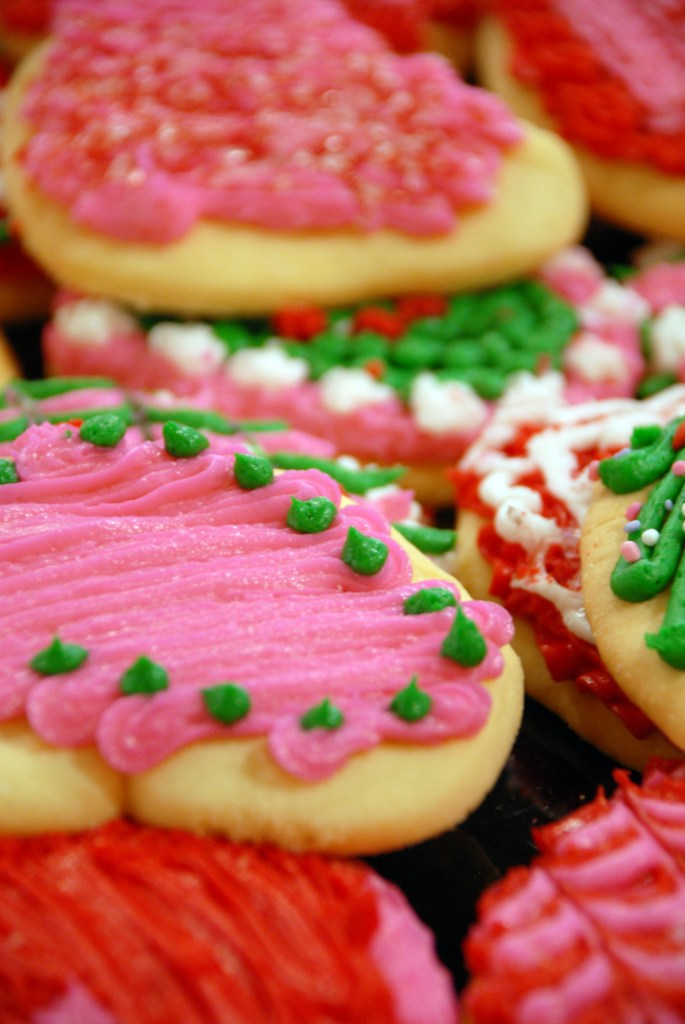 Bronner's Signature Frosted Sugar Cookies