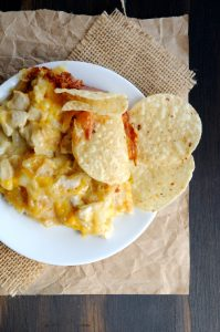 Bronner's Texas Cowgirl Lasagna Recipe Top View
