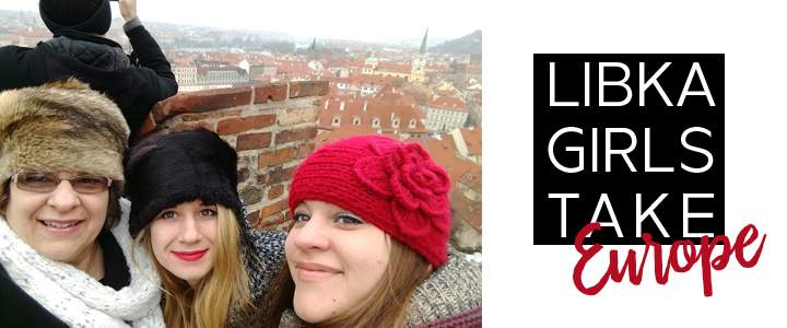 Libka Girls Take Europe! Travel Planning Tips