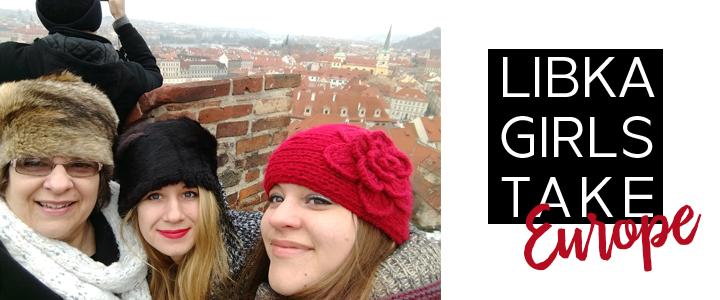 Libka Girls Take Europe! Travel Planning Tips