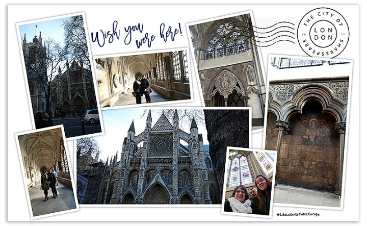 Westminster Abbey, London, England. #LibkaGirlsTakeEurope