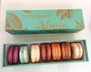 Fortnum & Mason Box Of Macaroons
