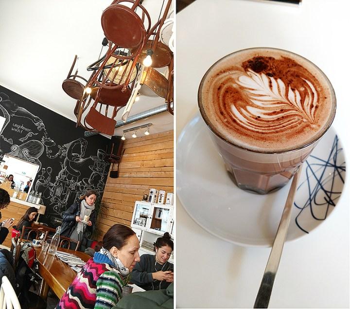 Mokachino At Coffee Pirates, Vienna, Austria