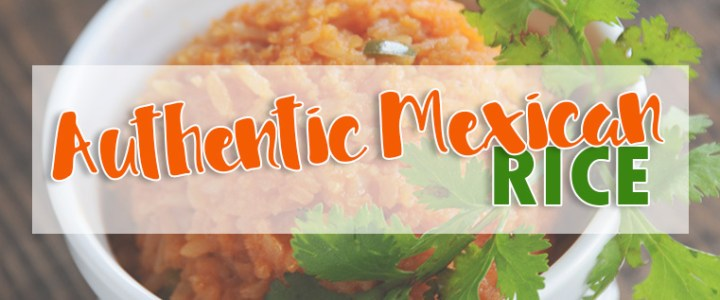 Bronner's Authentic Mexican Rice Recipe