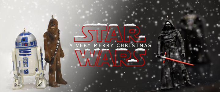Have Yourself A Very Merry Star Wars Christmas