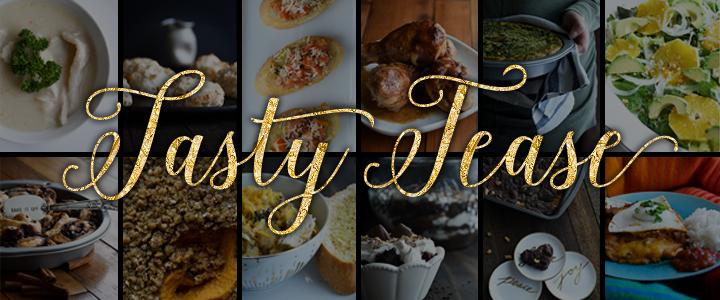 Awesome Flavorful Favorites, Tasty Teaser Pt. 2