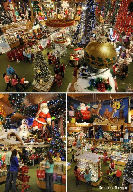 Bronners Christmas Ornaments.Meet The Staff At Bronner S Christmas Wonderland