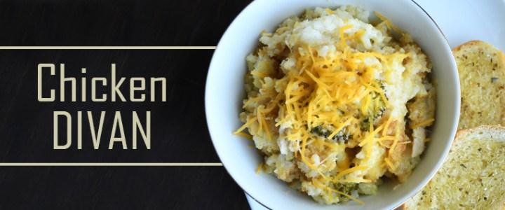 Crazy for Chicken Divan – Recipe