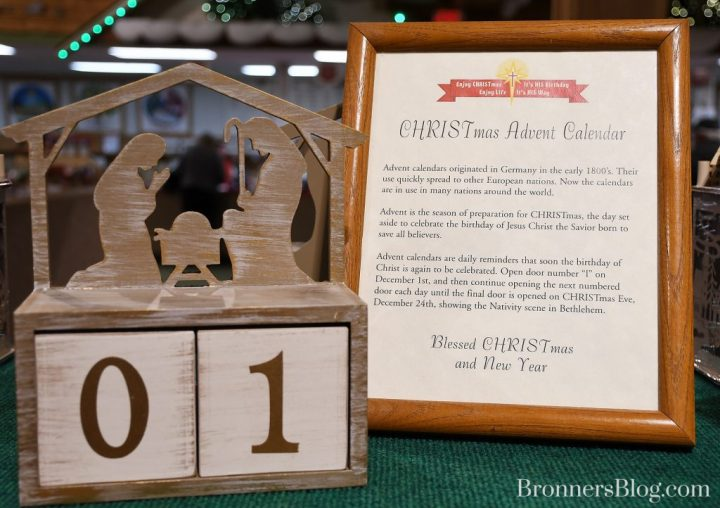 Christmas Advent Calendar History