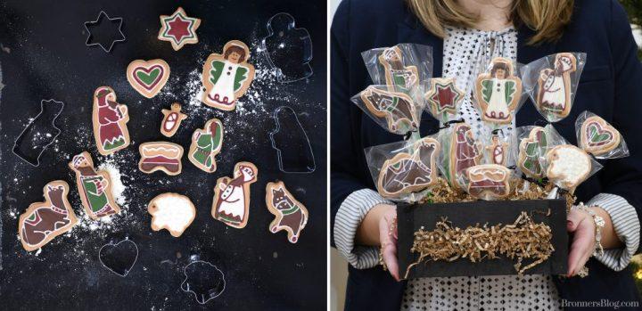 Bronner's Nativity Cookie Cutter Set