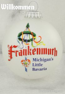 Willkommen to Frankenmuth, Michigan's Little Bavaria.