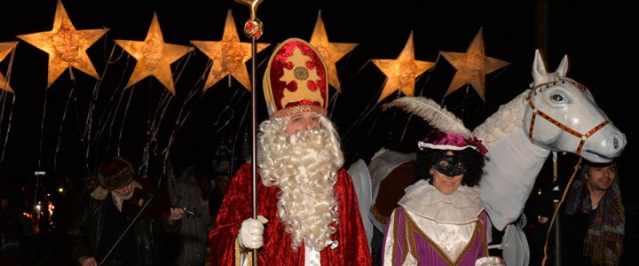 Christmas Traditions Parades in New York