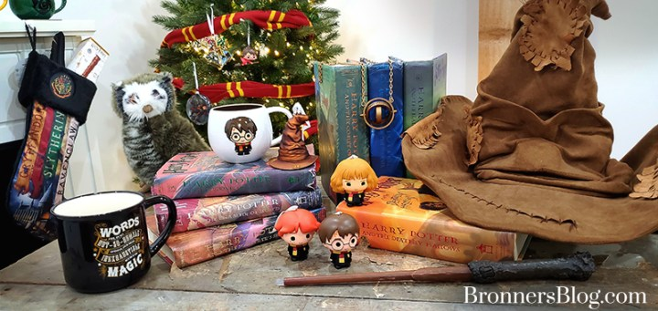 Harry Potter ornaments and Decor