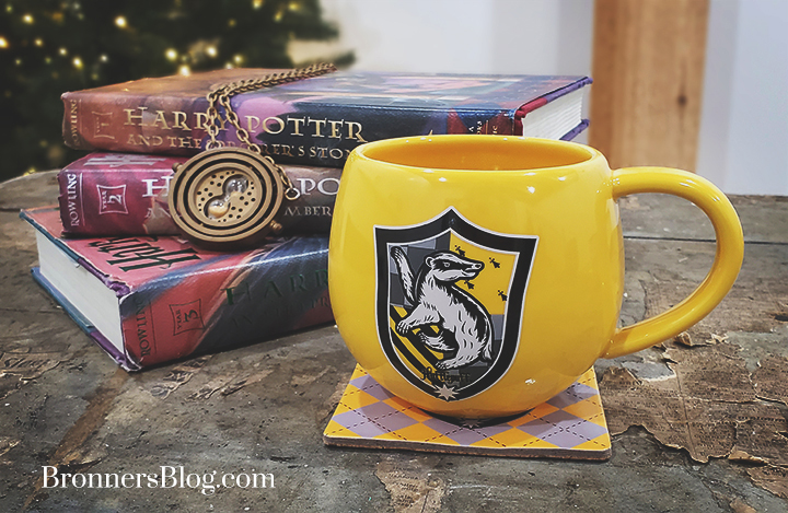 Harry Potter Hufflepuff Coffee Mug