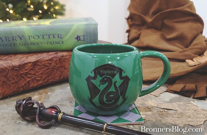 Harry Potter Slytherin Coffee Mug