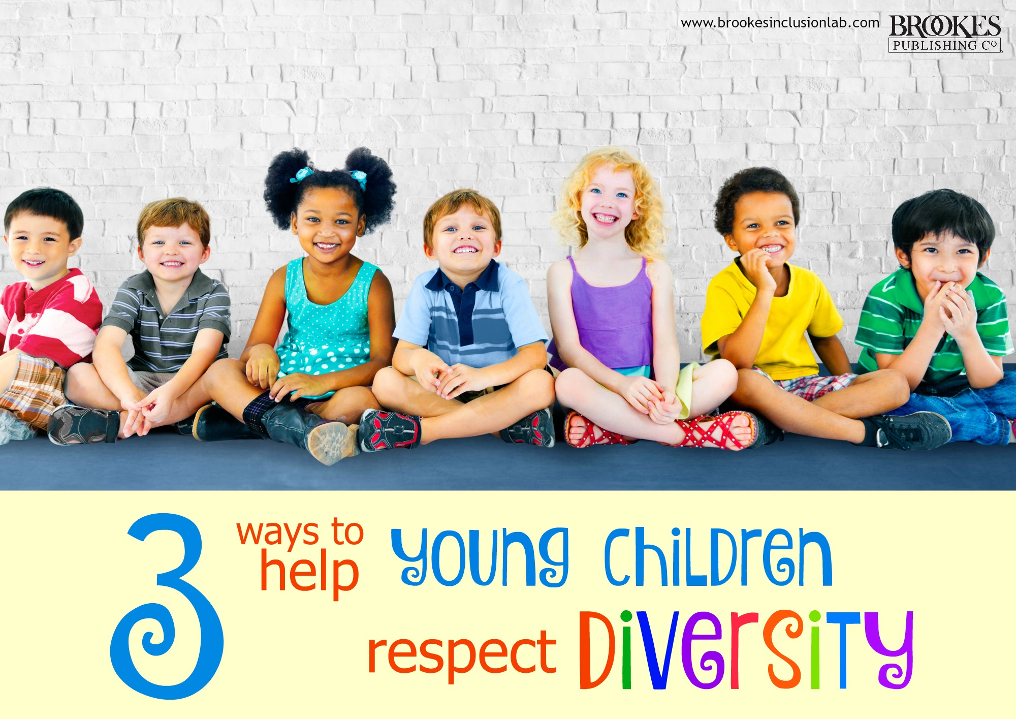 3 Ways To Help Young Children Respect And Accept Diversity