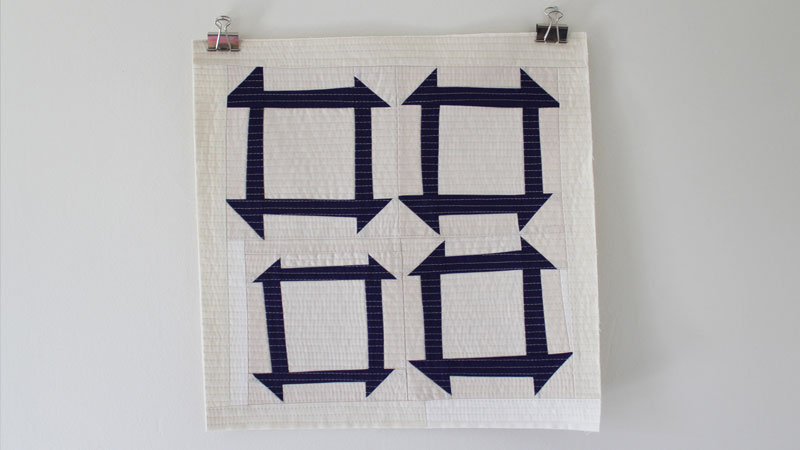 How-to Succeed at Straight Line Quilting