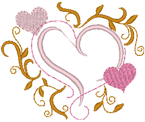 Brother Free Design of the Month-fancy hearts