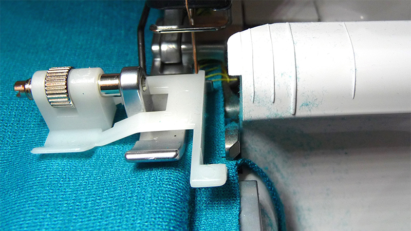 Serger Style T-Shirt & Learn the Blind Hem Foot