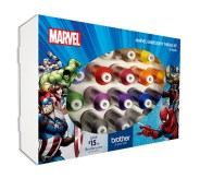 Brother Marvel Embroidery Thread Kit