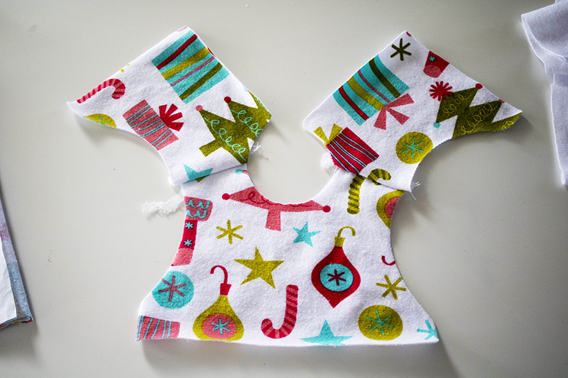 Fun Holiday Doll Dress