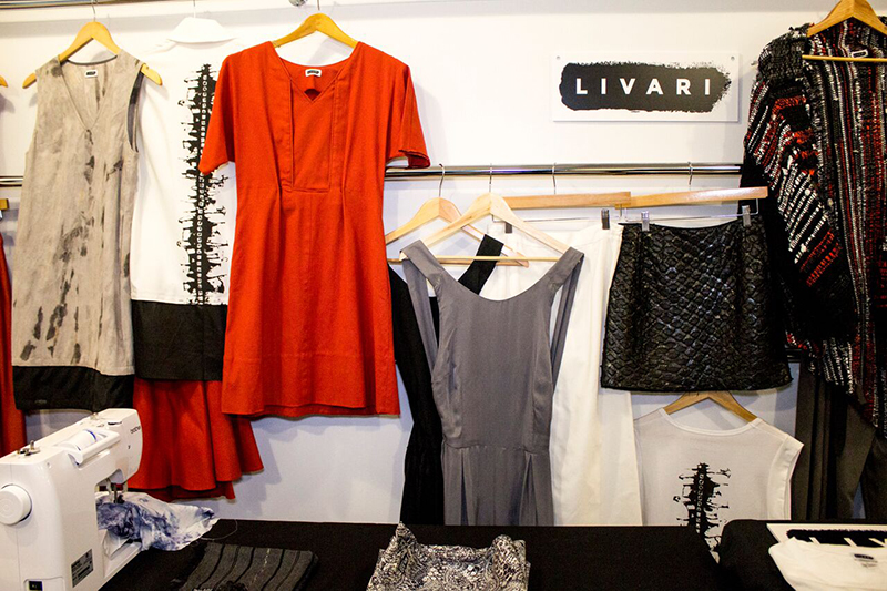 Livari NYC Pop-Up