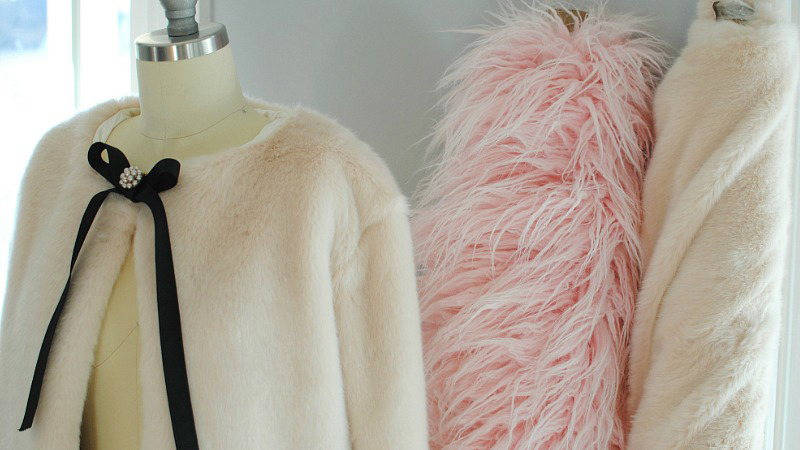 Sewing with Faux Fur: Part 1