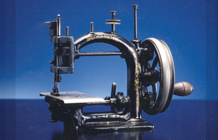National Sewing Machine Day 2018