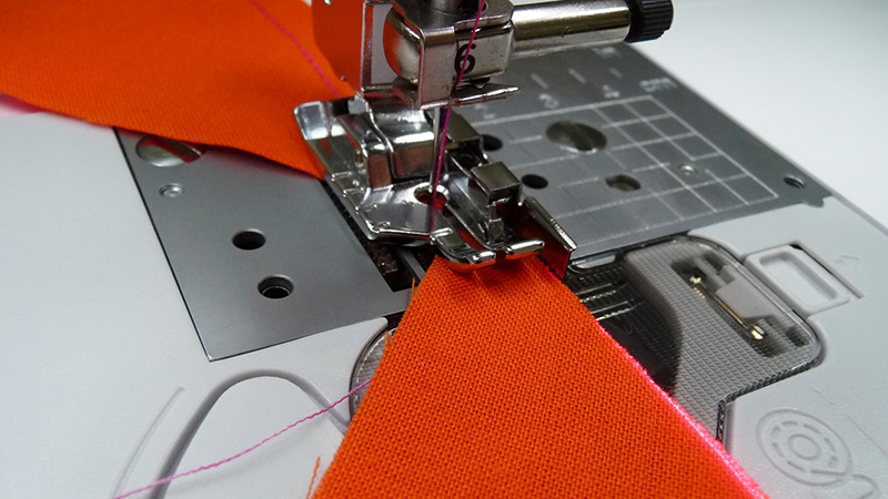 """Quilting Tip: Sew Patchwork with Brother ¼"""" Piecing Foot"""