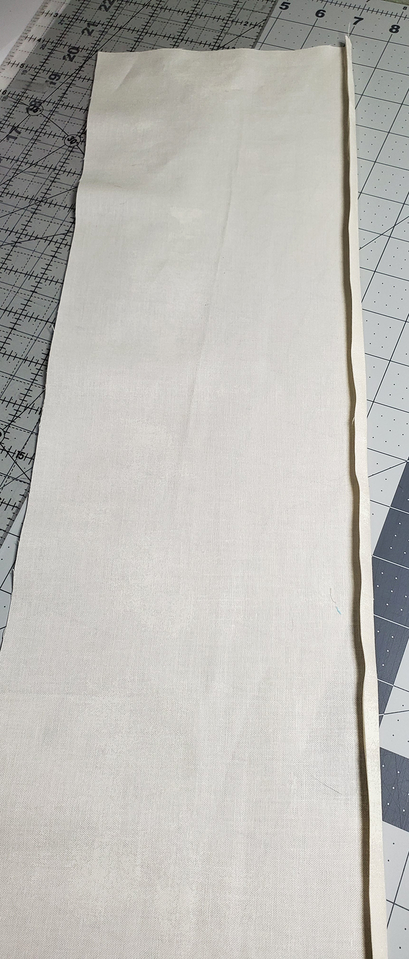 fold piece D and press