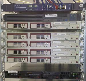 Hosting Cluster Servers