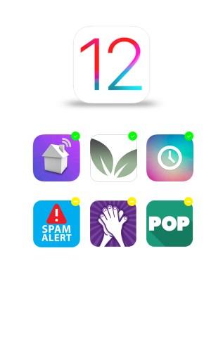 iOS 12 Compatibility