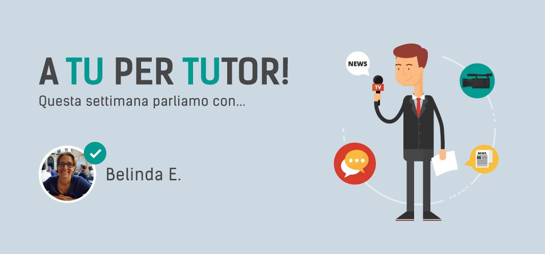 I nostri tutor online: Belinda E.