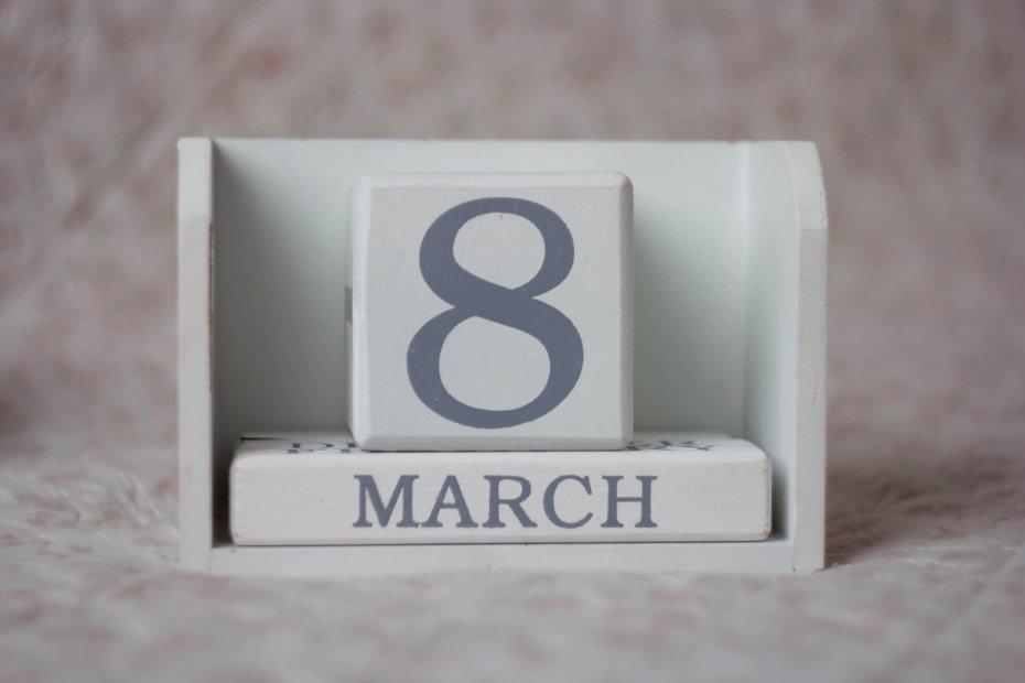 Giornata Internazionale della Donna - 8 marzo