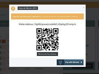 sample deposit address DO NOT DEPOSIT