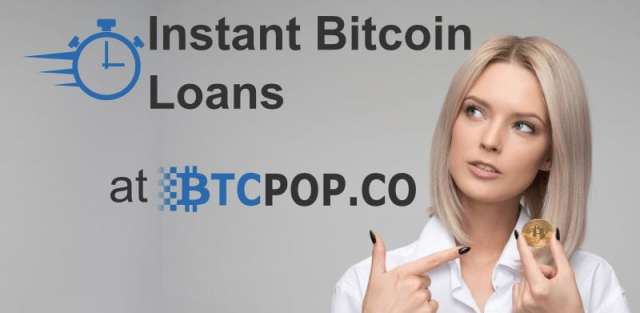 instant bitcoin loans