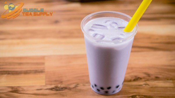 How to Make Taro Bubble Tea with Boba Tapioca Pearls by