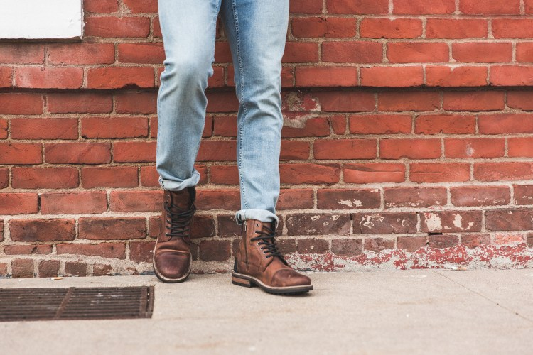Styling Men's Boots for Fall