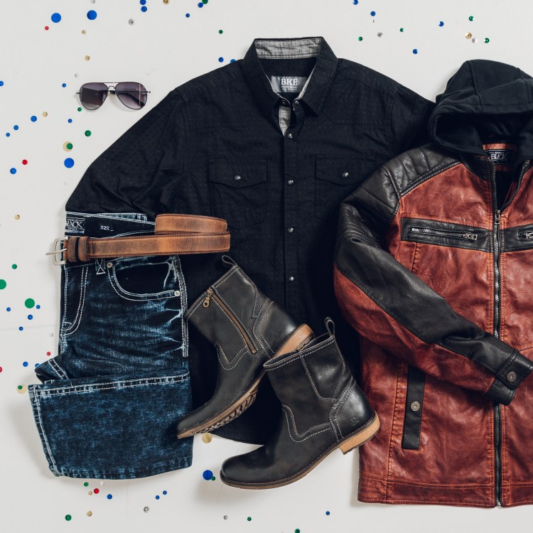 New Year's Eve Outfit Ideas For Men