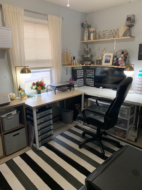 Nichole Lewis Designs Home Office