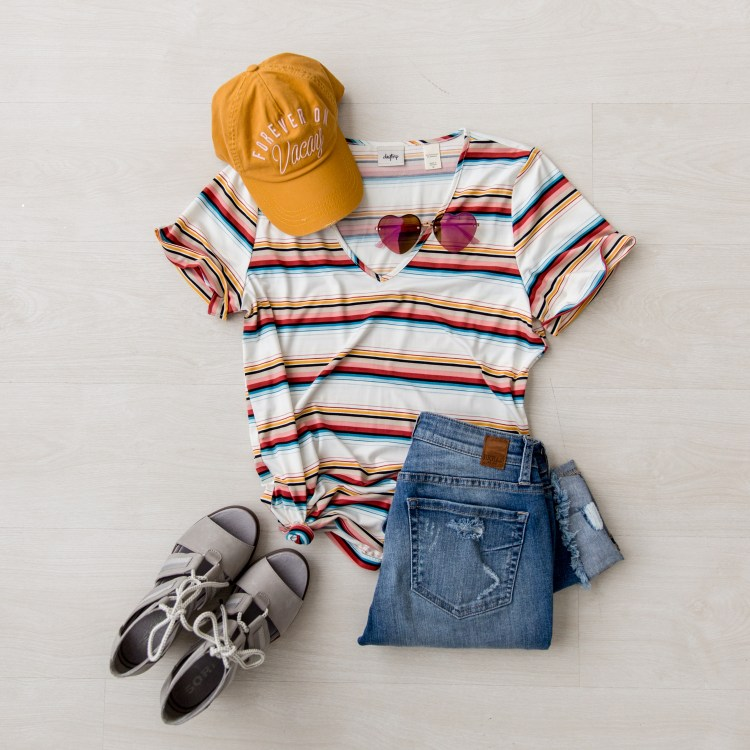 Vacation Outfit Inspiration From Buckle