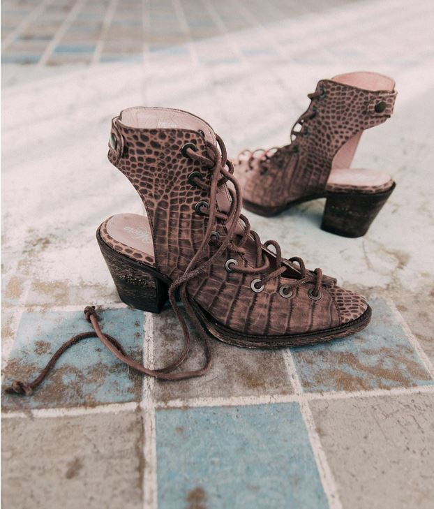 Women's Miss Macie Goodness Gracious Leather Ankle Boot