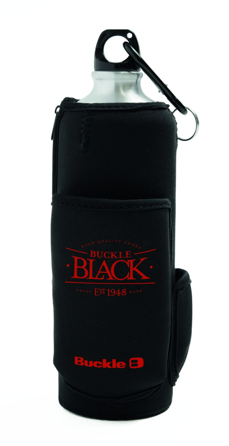 Buckle Brand Event - Buckle Black Water Bottle